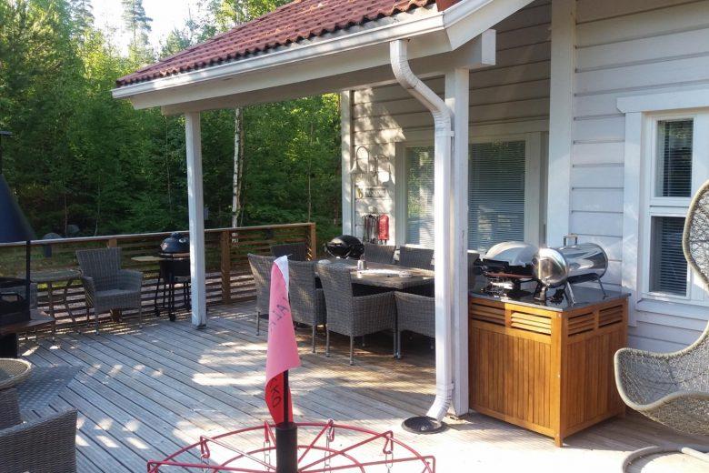 Spa cottage Valkovuokko 6A1