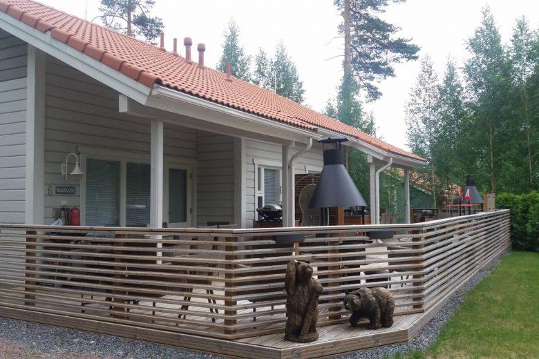 Spa cottage Valkovuokko 6A
