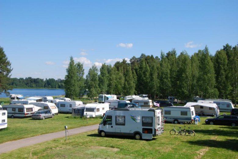 Caravan space number 1