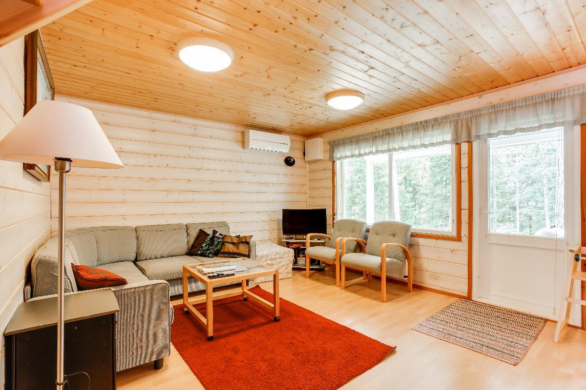 Kylpylän Ullanrinne 3A1 Vierasmaja